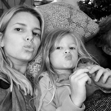 Jessica Simpson On Her Daughter 'shes Almost 4 And Wiser