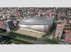 Galería presentación del nuevo estadio Santiago Bernabéu