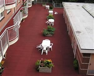 Bodenbelag Für Balkon : balkon terrassen fallschutzmatten rts isocompact ~ Lizthompson.info Haus und Dekorationen