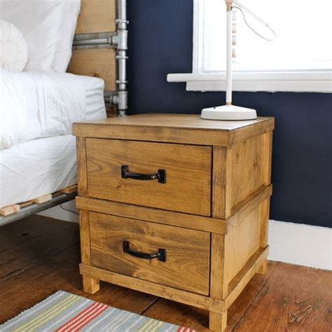 Nightstand Plans Free by 15 Diy Nightstand Plans That Are Completely Free