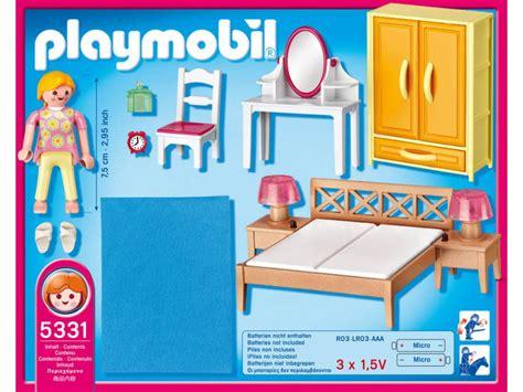 chambre parent playmobil playmobil chambre des parents avec coiffeuse