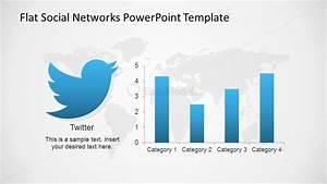 Twitter Usage Indicators PowerPoint Slide - SlideModel