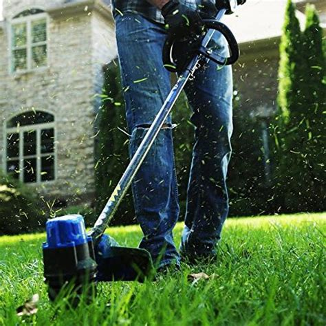 › cordless weed eaters compare best. Kobalt 40-volt Max 13-in Straight Cordless String Trimmer