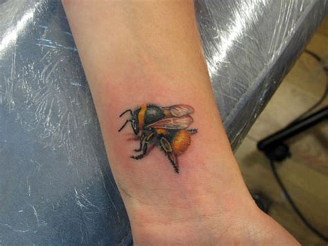 bumblebee tattoo images pictures  ideas