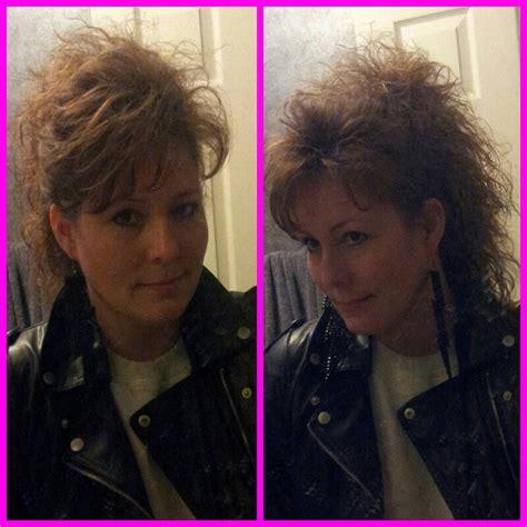 80s Banana Clip Hairstyles by The Banana Clip Like Totally 80s