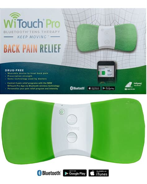 Amazon.com: Witouch TENS Gel Pad Refills - 1 Pack of 10