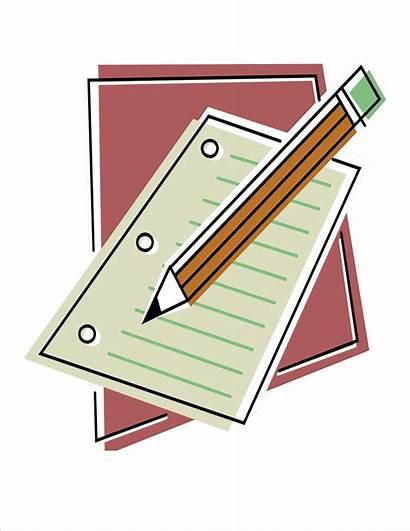 Paper Clip Pencil Pen Cliparts Cliparting Term