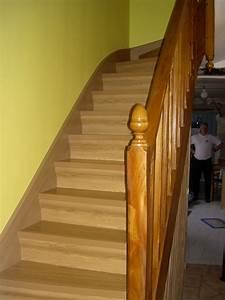 Renovation D Escalier En Bois : renovation descalier en bois id e ~ Premium-room.com Idées de Décoration