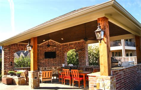 patio homes for in the woodlands tx design outdoor kitchen freestanding patio cover in the