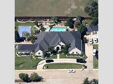 Dez Bryant's House in DeSoto, TX Google Maps