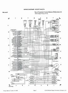 Dodge Ram 1500 I Need A Stereo Wiring Diagram
