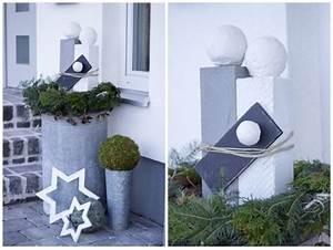 Deko Vor Der Haustür Modern : weihnachtsdeko 39 weihnachtsdeko 39 mein domizil zimmerschau ~ Markanthonyermac.com Haus und Dekorationen