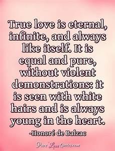 True love is et... True Love Missunderstanding Quotes