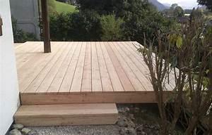 Terrasse aus l rchenholz ihr internettischler for Lärchenholz terrasse