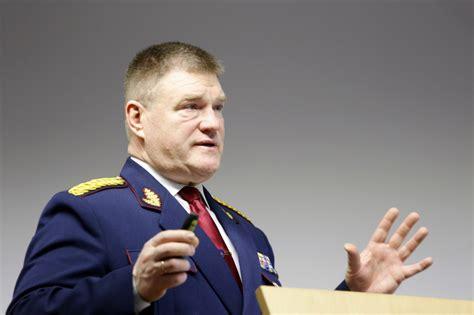 Ķuzis: Nav nekādu zemūdens akmeņu manai aiziešanai no policijas priekšnieka amata - Latvijā - nra.lv