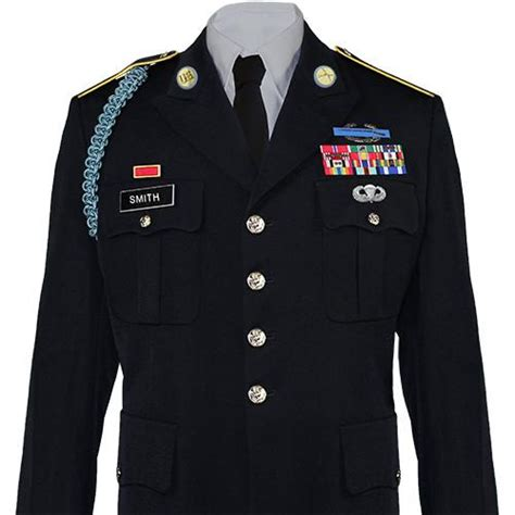 Military Awards And Decorations Rack Builder by Army Service Uniform Asu Male Dress Coat Enlisted Usamm