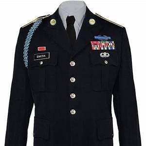 Army Service Uniform  Asu  Male Dress Coat