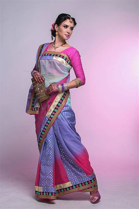 south indian saree draping styles adapted coorgi style of saree draping coorgi style