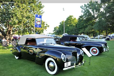1939 Lincoln Continental Prototype Pictures, History