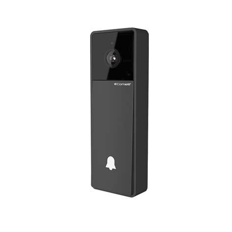 comelit visto wifi video doorbell intercom for smartphones