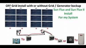 Off Grid Wiring Diagram