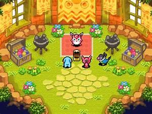Pokemon Mystery Dungeon Explorers Of Sky Part 2