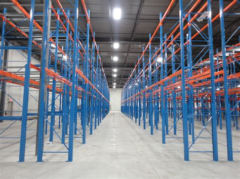 used pallet rack other warehouse equipment