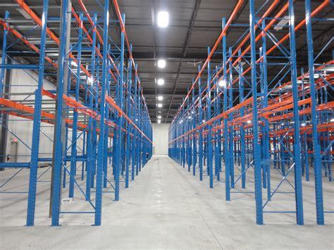 pallet racks installation  warehouses  miami south florida