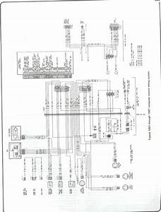1984 Corvette Fuse Diagram