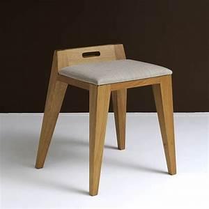 Tabouret Bas Design : mjiila tabouret bois om16 2 meuble haut de gamme mjiila ~ Teatrodelosmanantiales.com Idées de Décoration