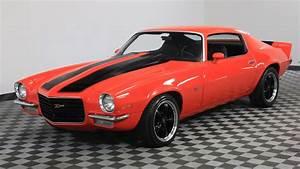 1973 Chevrolet Camaro Orange