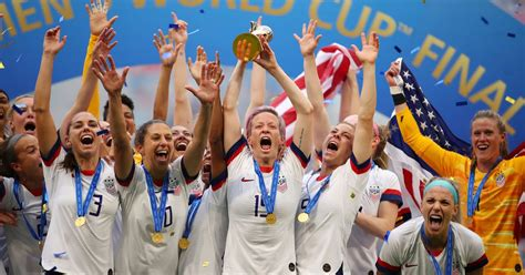 fifa world cup  womens team wins  fourth title