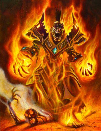 wild pyromancer hearthstone wiki