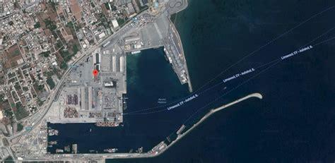 limassol port schedule shoham shipping  logistics