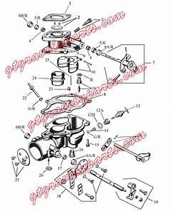 Farmall H Carb Diagram  Farmall  Free Engine Image For