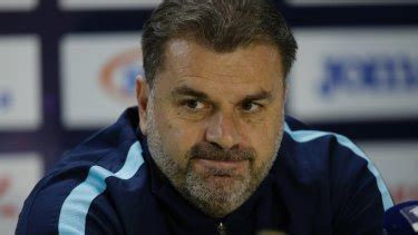 World Cup play-off: Socceroos coach Ange Postecoglou fires ...