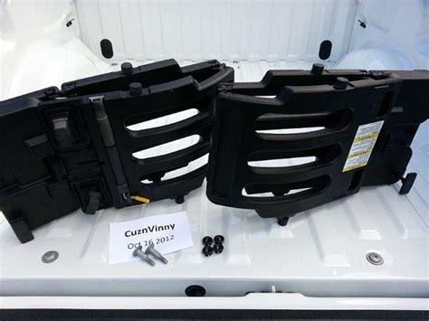 ford f 150 oem stowable bed extender kit new se florida
