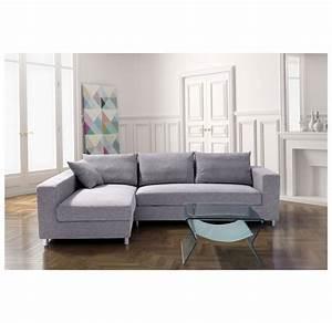 Roxboro Sofa Lit Sectionnel Gris DISC 900653
