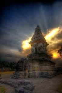 East Java Indonesia Temple