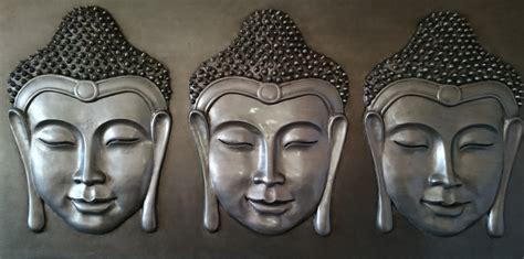 Wandbild 3d Effekt by Wandbild Quot Buddha Silver Quot 3d Effekt