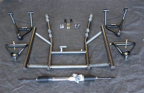 body front suspension package double aa performance