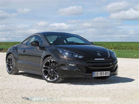 siege rcz essai peugeot rcz 2013 conclusion photos technique