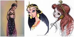 「ディズニーキャラの初期デザインはこんな感じだったらしい」海外の反応|暇は無味無臭の劇薬