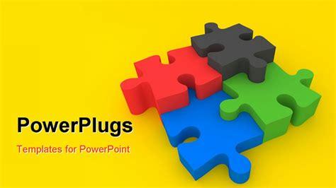 powerpoint jigsaw template   jigsaw puzzle