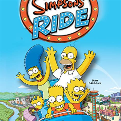 The Simpsons Ride (2008) | Domestika