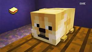 Minecraft How To Make Doge YouTube