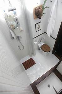 Salle De Bain 3m2 : comment am nager une salle de bain 4 m flashmag ~ Dallasstarsshop.com Idées de Décoration