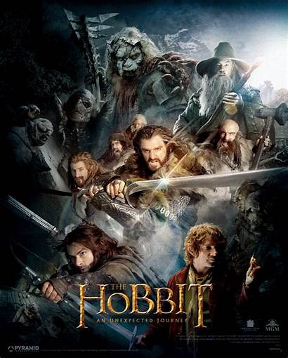 Hobbit Poster Posters Europosters Affiche Hobit Montage