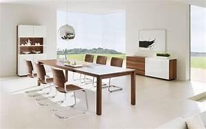 Esstisch Stühle Design : esstisch und st hle als essgruppe f rs esszimmer von team 7 lifestyle und design ~ Frokenaadalensverden.com Haus und Dekorationen