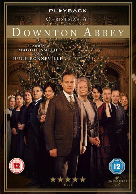 christmas  downton abbey dvd zavvicom